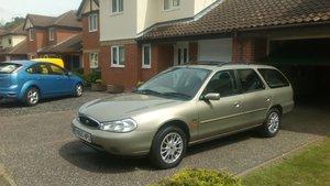 1999 Mondeo 2.0 Ghia Estate Auto Low Miles For Sale