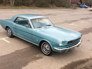 1966 Ford Mustang Coupe 200ci Sprint For Sale