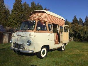 1962 Ford Thames Kenex Carefree Camper Van For Sale