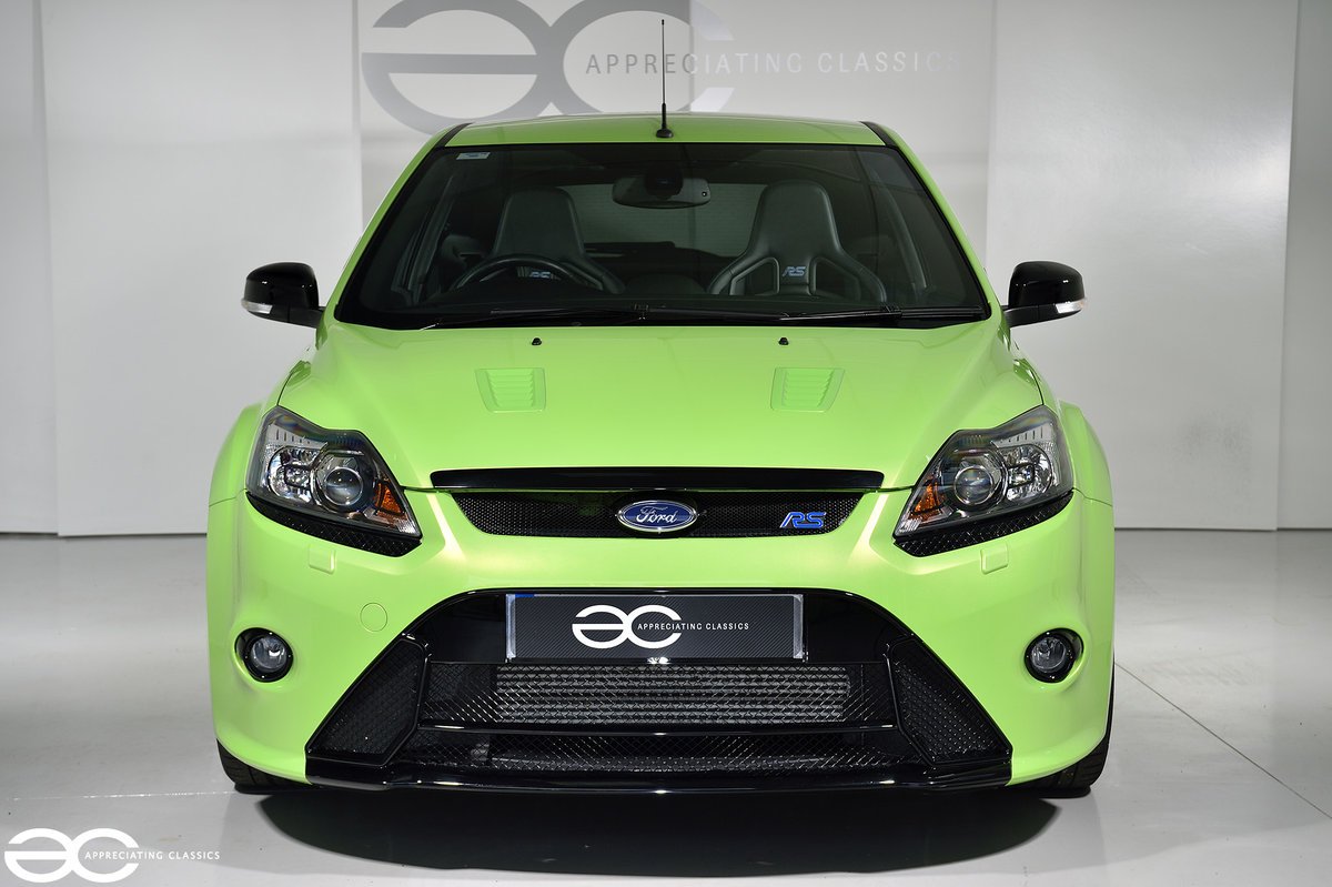 2010 Beautiful MK2 Ford Focus RS - 5k Miles - Full Ford History SOLD (picture 1 of 6)