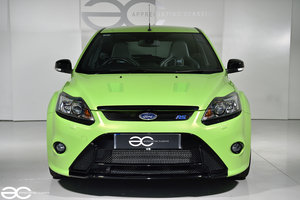 2010 Beautiful MK2 Ford Focus RS - 5k Miles - Full Ford History SOLD