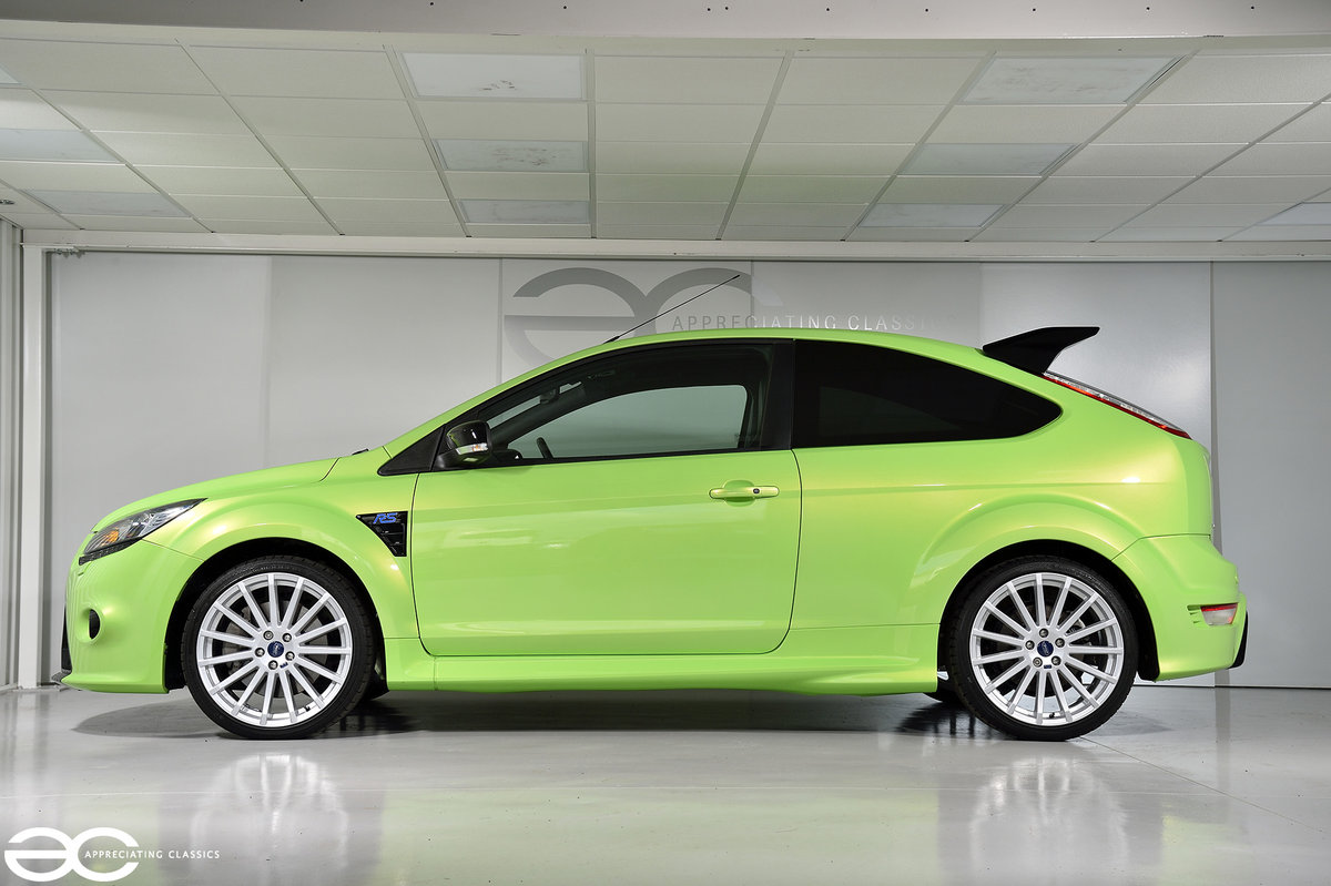 2010 Beautiful MK2 Ford Focus RS - 5k Miles - Full Ford History SOLD (picture 3 of 6)