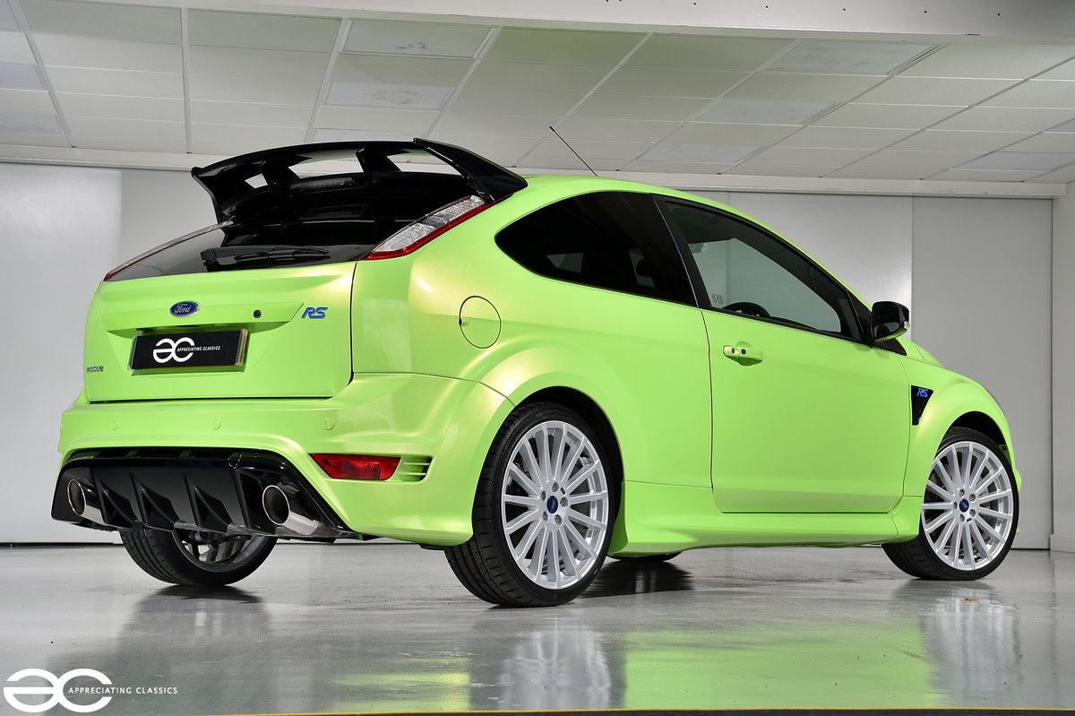2010 Beautiful MK2 Ford Focus RS - 5k Miles - Full Ford History SOLD (picture 4 of 6)