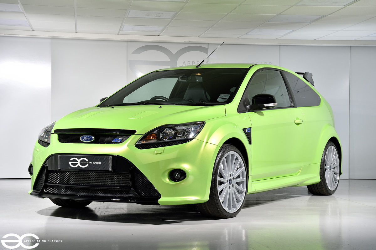 2010 Beautiful MK2 Ford Focus RS - 5k Miles - Full Ford History SOLD (picture 2 of 6)