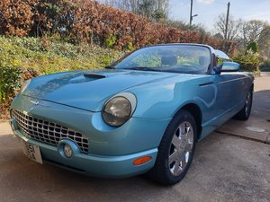 2001 Ford Thunderbird 4L V8 Auto 2002 For Sale