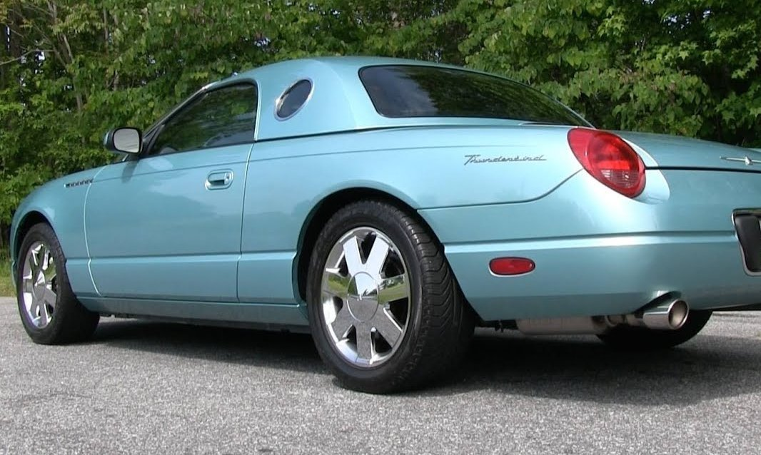 Ford Thunderbird 4L V8 Auto 2001 For Sale (picture 6 of 6)