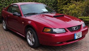 2003 Ford Mustang GT 4.6 V8 Petrol (Auto).