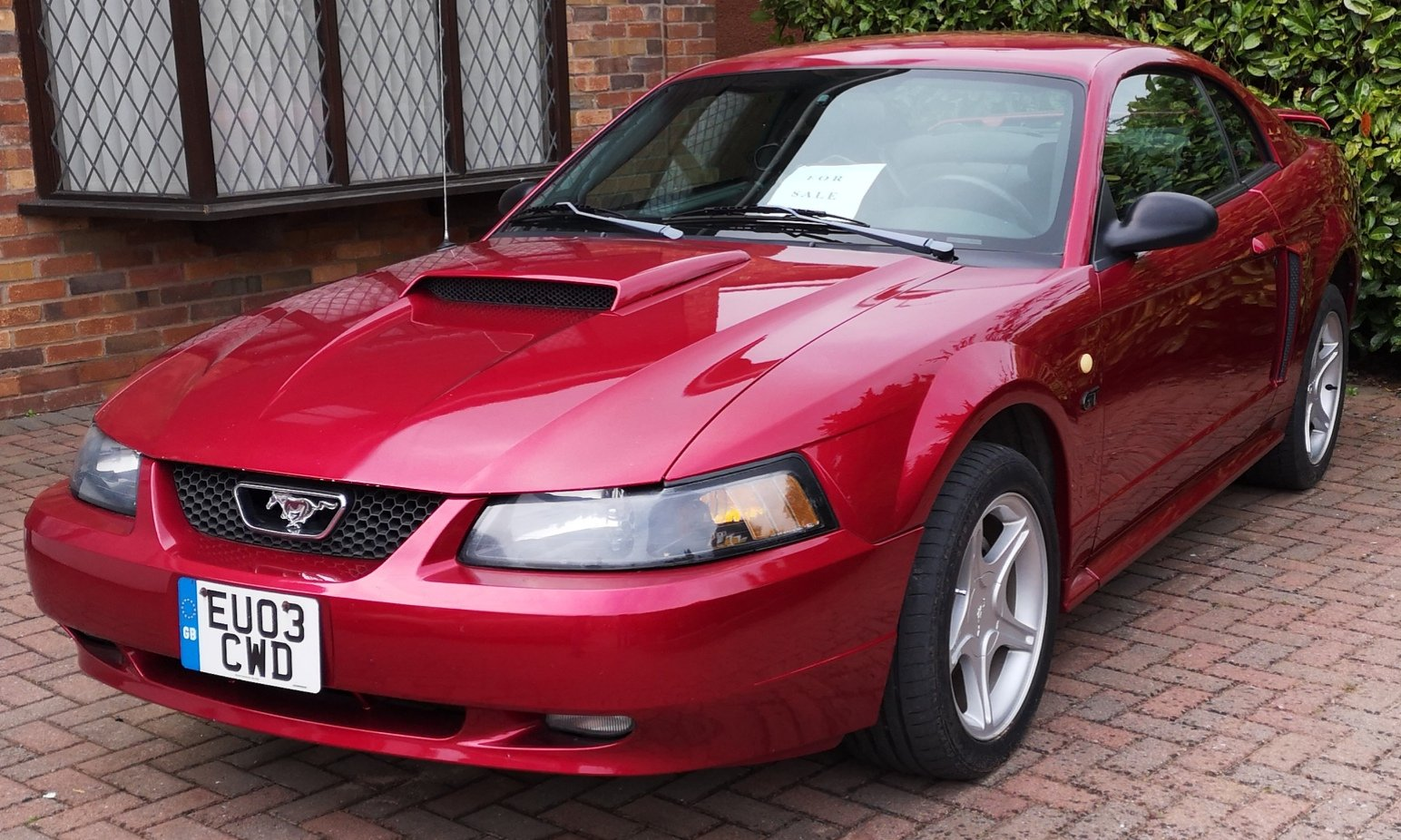 2003 Ford Mustang GT 4.6 V8 Petrol (Auto).  For Sale (picture 3 of 6)