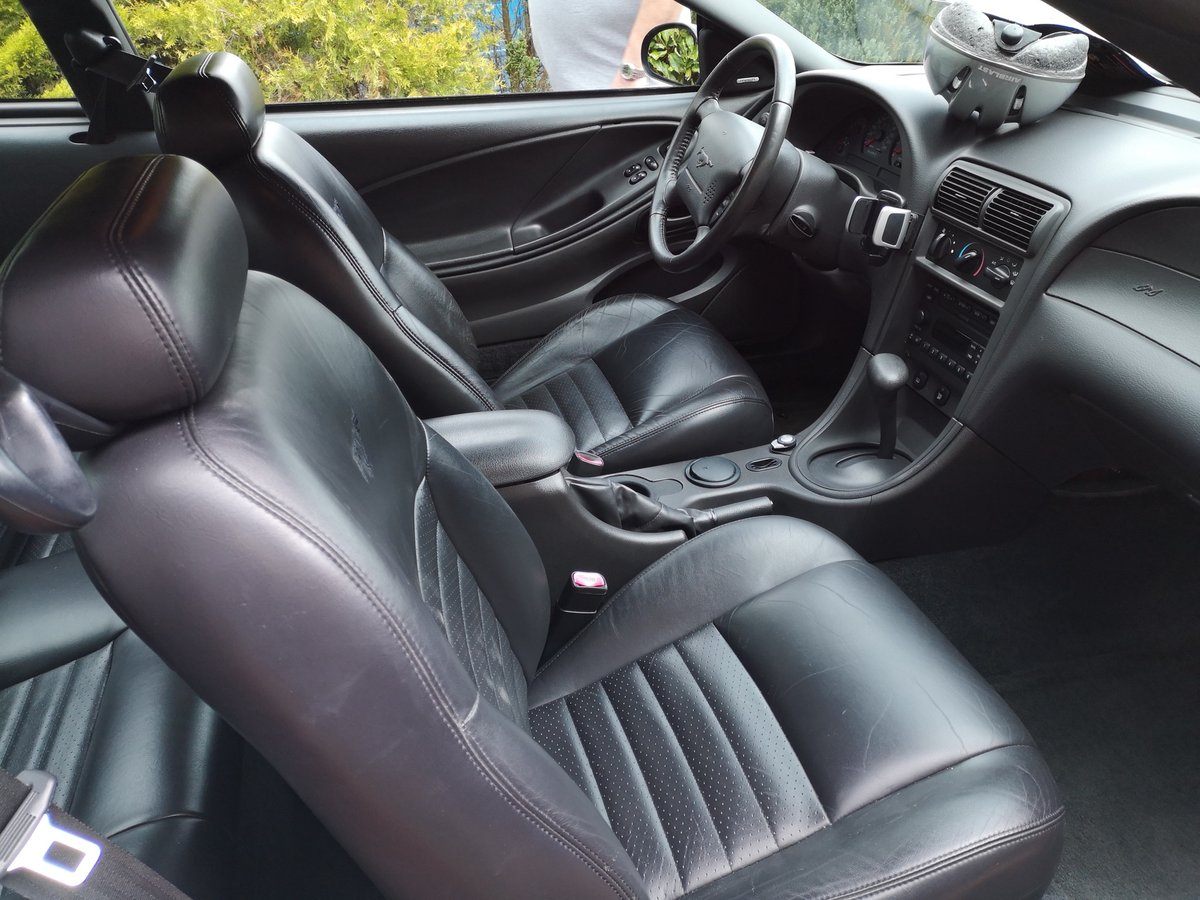 2003 Ford Mustang GT 4.6 V8 Petrol (Auto).  For Sale (picture 6 of 6)