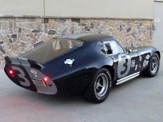 6500 1965 Daytona Coupe = Fast 392 stroker  5 speed  AC  $65k  For Sale (picture 3 of 6)