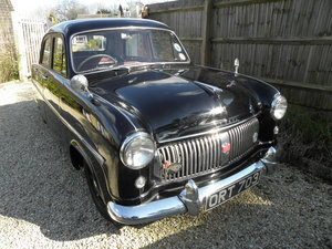 1953 Ford consul mark one For Sale
