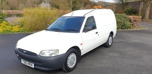 **APRIL AUCTION**2001 Ford Escort Van SOLD by Auction