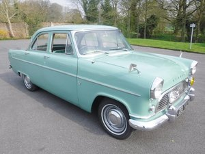 **APRIL AUCTION**1960 Ford Consul MkII SOLD by Auction