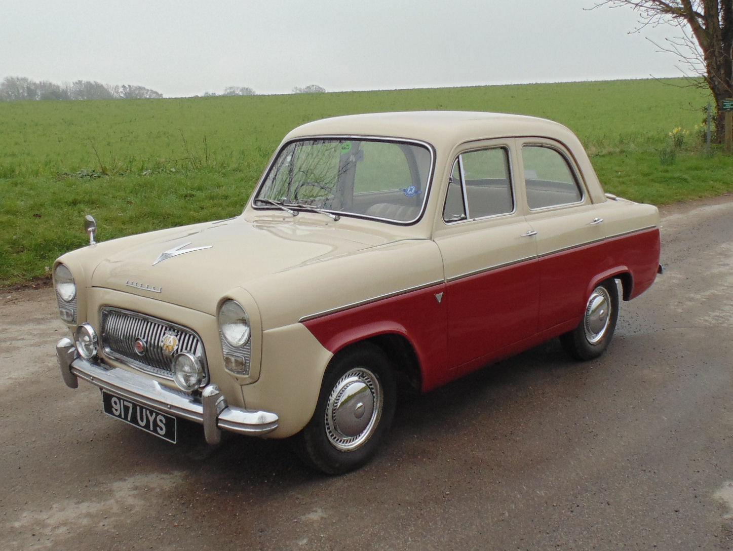 Ford Prefect 100E SOLD (picture 1 of 6)