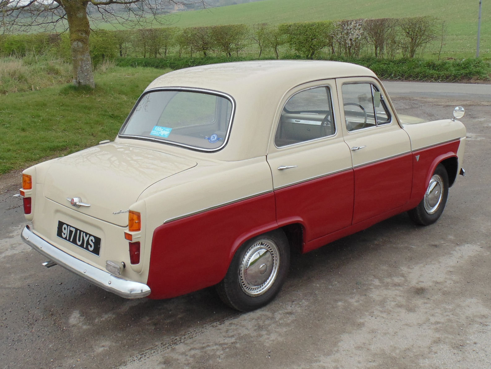 Ford Prefect 100E SOLD (picture 3 of 6)