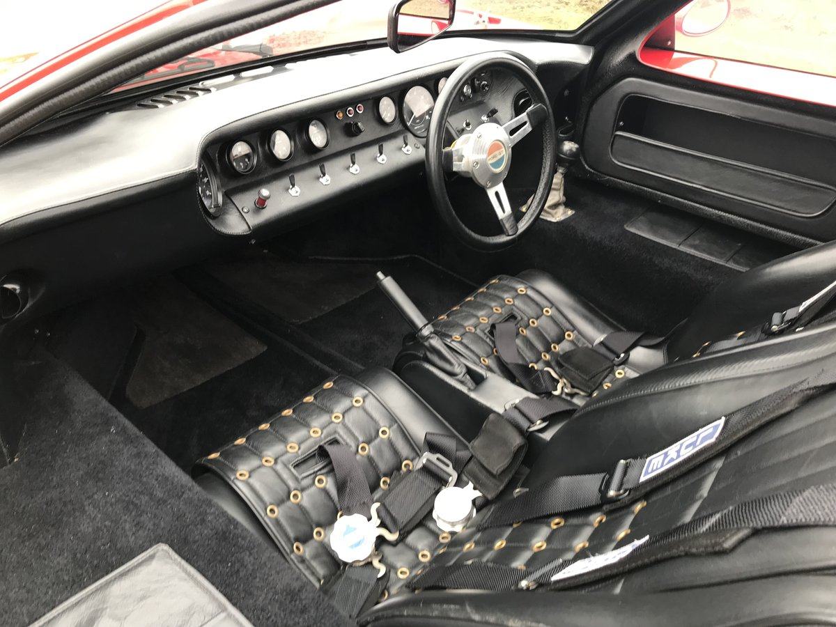 2000 Ford GT40 GTD with Ford 4.9 V8 Only 19000 Miles SOLD (picture 5 of 6)