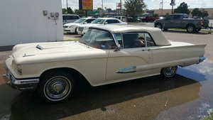 1959 Ford Thunderbird Convertible--------Restored For Sale