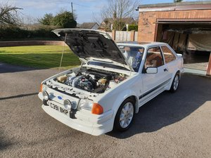 Escort rs turbo series 1 (1985) For Sale