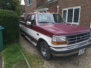 1992 Ford F150 Crewcab Pickup LWB For Sale