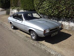1976 Ford Capri 2.0 GL Unrestored Time Warp For Sale