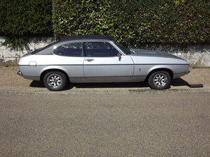 1976 Ford Capri 2.0 GL Unrestored Time Warp For Sale