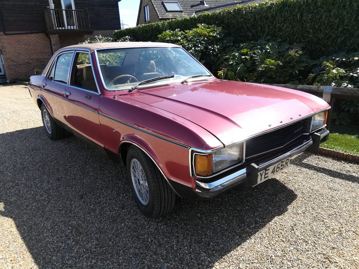 1976 Ford Granada Mk1 3000 GL - Mot April 2020- Original Car -  SOLD (picture 1 of 6)
