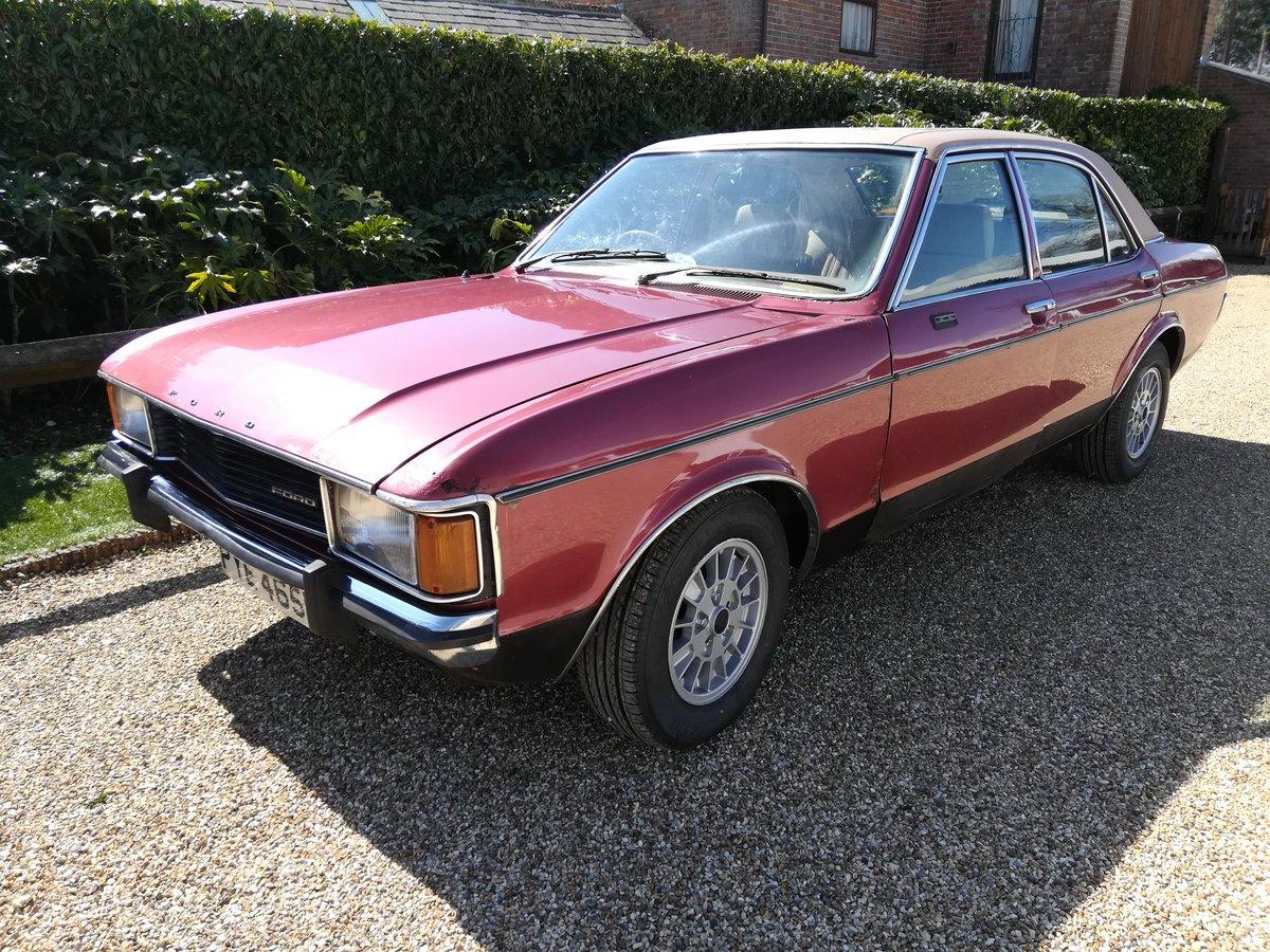 1976 Ford Granada Mk1 3000 GL - Mot April 2020- Original Car -  SOLD (picture 3 of 6)
