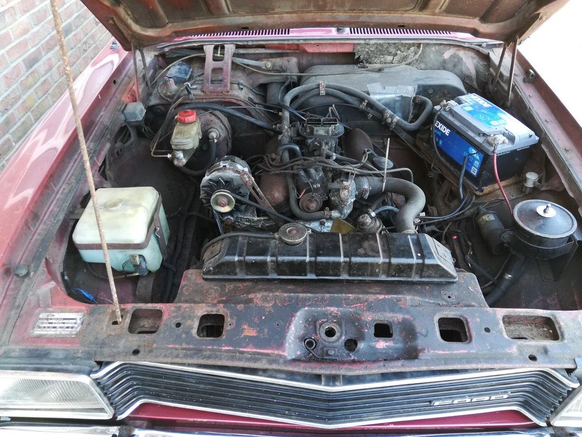 1976 Ford Granada Mk1 3000 GL - Mot April 2020- Original Car -  SOLD (picture 6 of 6)