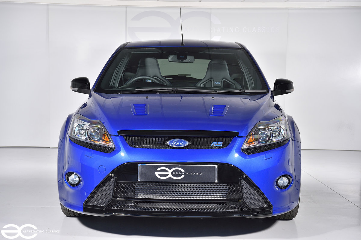 2011 Mk2 Focus RS - 143 Miles & One Owner From New! SOLD (picture 1 of 6)