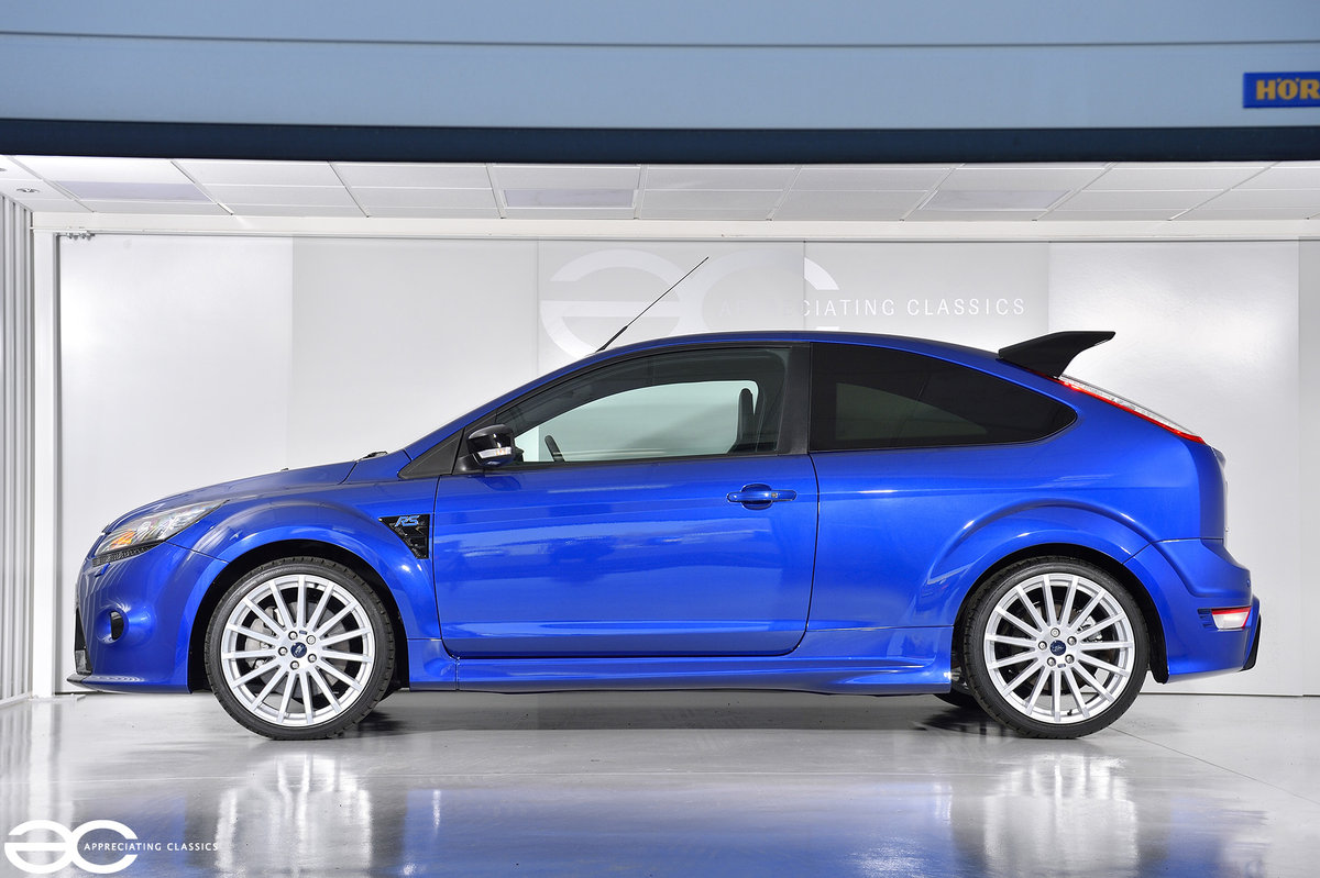 2011 Mk2 Focus RS - 143 Miles & One Owner From New! SOLD (picture 3 of 6)