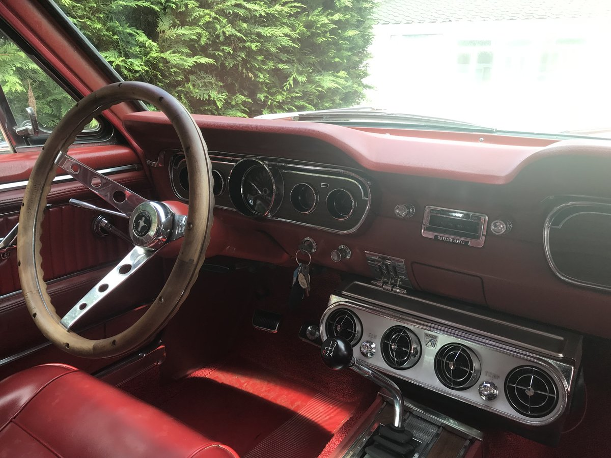 1965 Mustang Fastback GT 289 For Sale (picture 6 of 6)