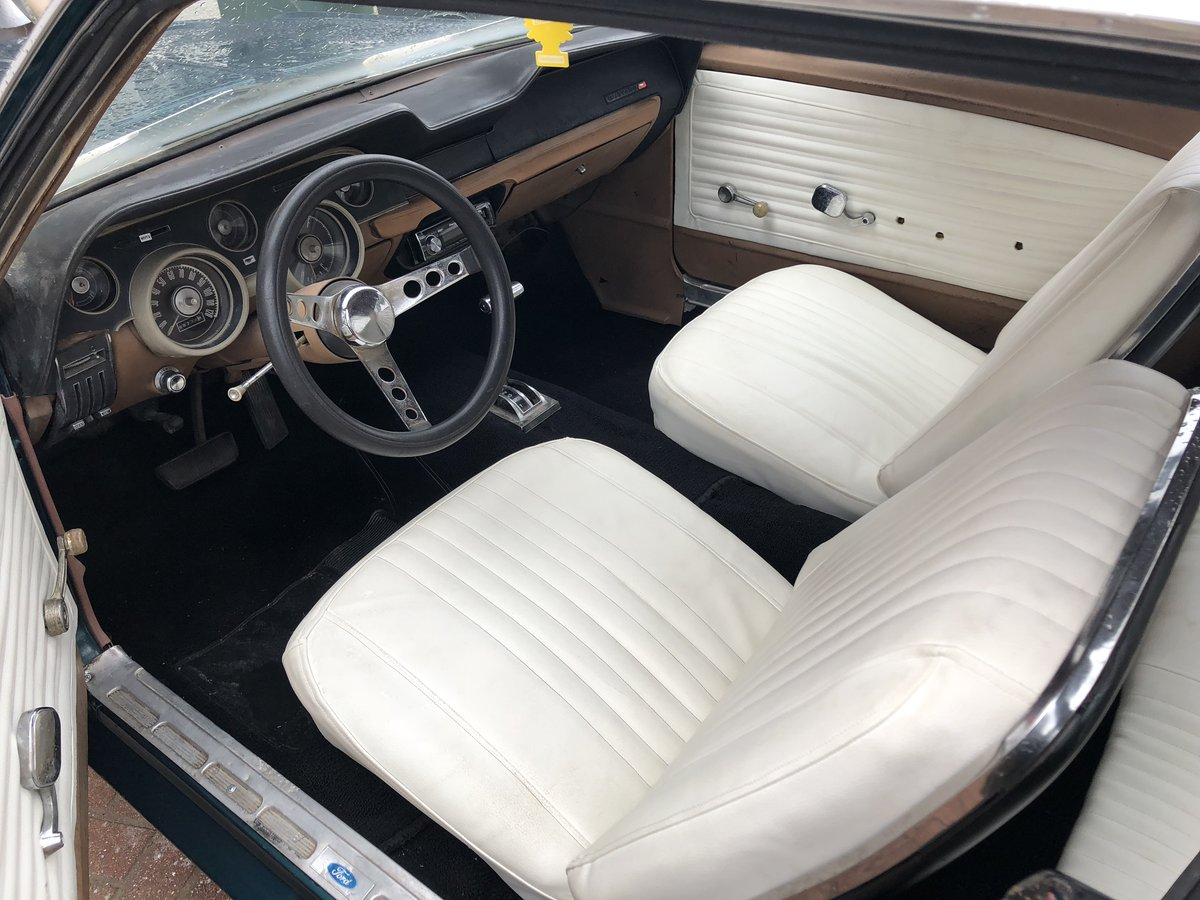 1968 Ford Mustang V8 For Sale (picture 3 of 4)