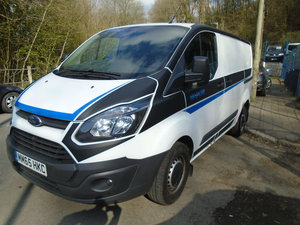 2015 65 FORD TRANSIT L1 H1 290 ECO TECH M SPORT STYLING 125  For Sale