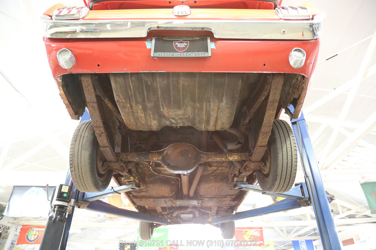 1965 Ford Mustang Convertible For Sale (picture 6 of 6)