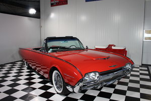 1961 61'Thunderbird convertible in as new condition ! For Sale
