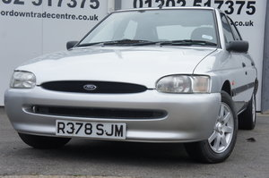 FORD ESCORT 1.6 CHICANE 1997 ONLY 25K For Sale
