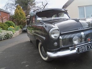 1954 Ford Consul Mk1warranted 28476 miles from new For Sale