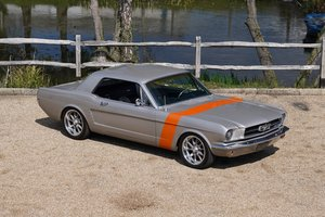 1965 Ford Mustang 302cu 290 BHP Restomod For Sale
