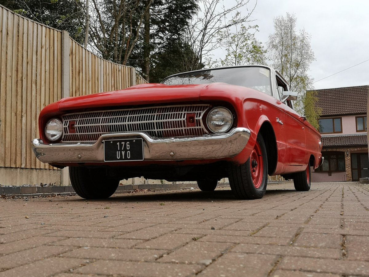 1961 Ford Ranchero pick up (Falcon variant) For Sale (picture 2 of 6)