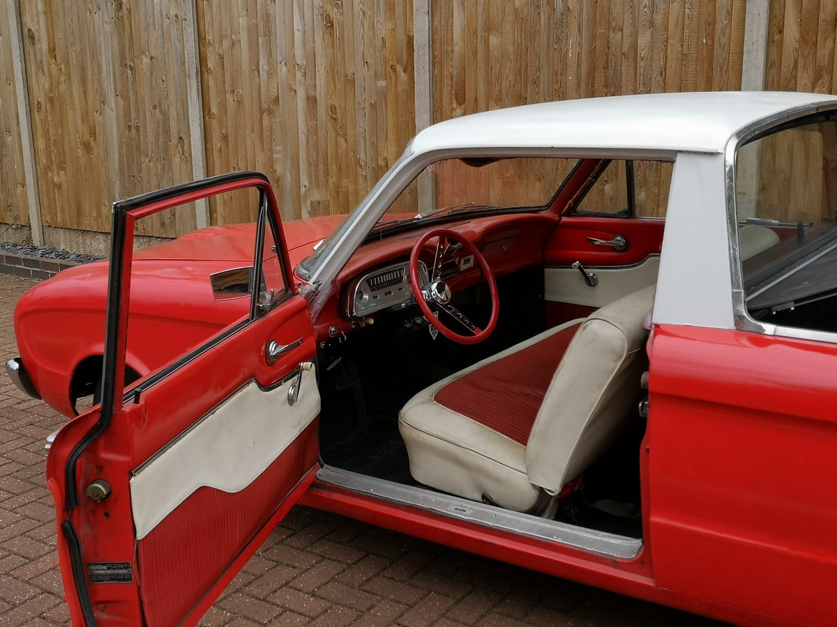 1961 Ford Ranchero pick up (Falcon variant) For Sale (picture 4 of 6)