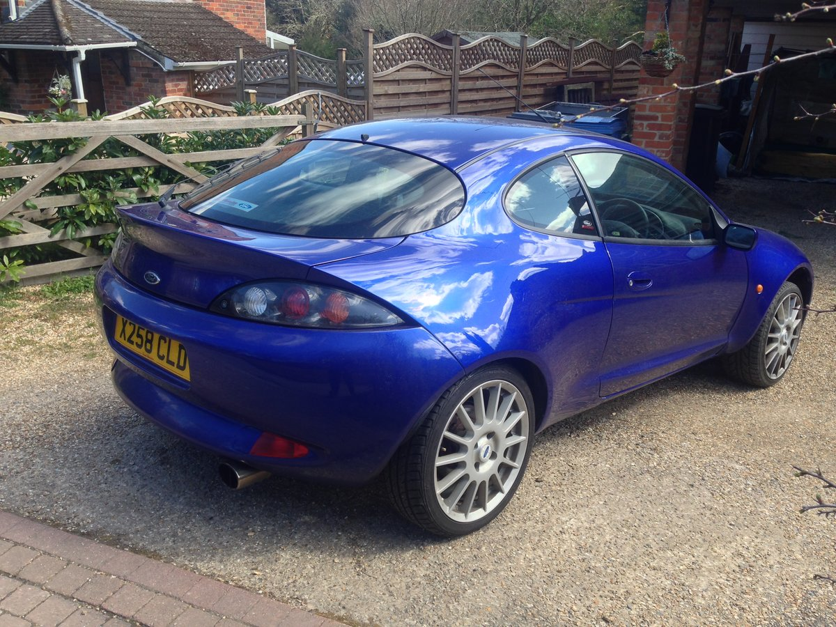 2000 Ford Racing Puma Number 426 of 500 ever made For Sale (picture 3 of 6)