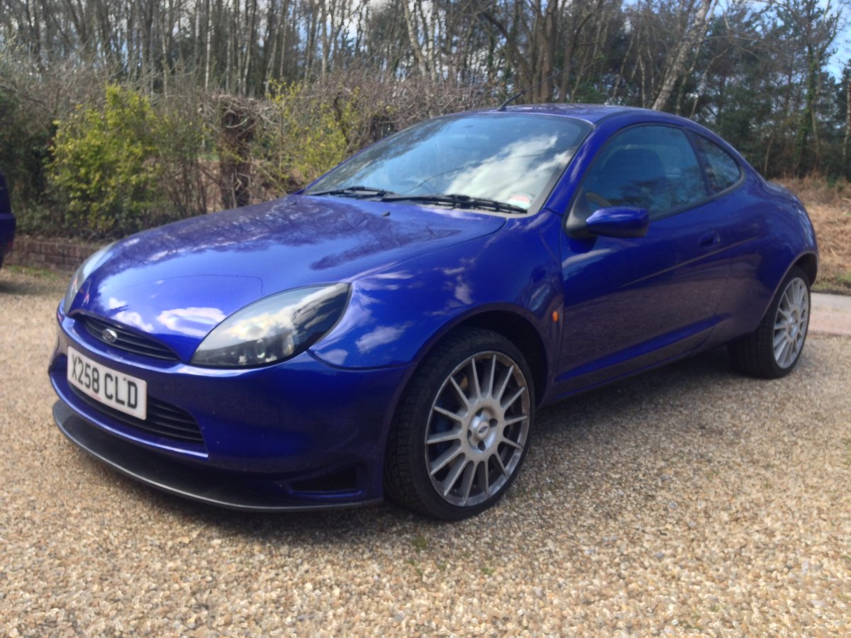 2000 Ford Racing Puma Number 426 of 500 ever made For Sale (picture 2 of 6)