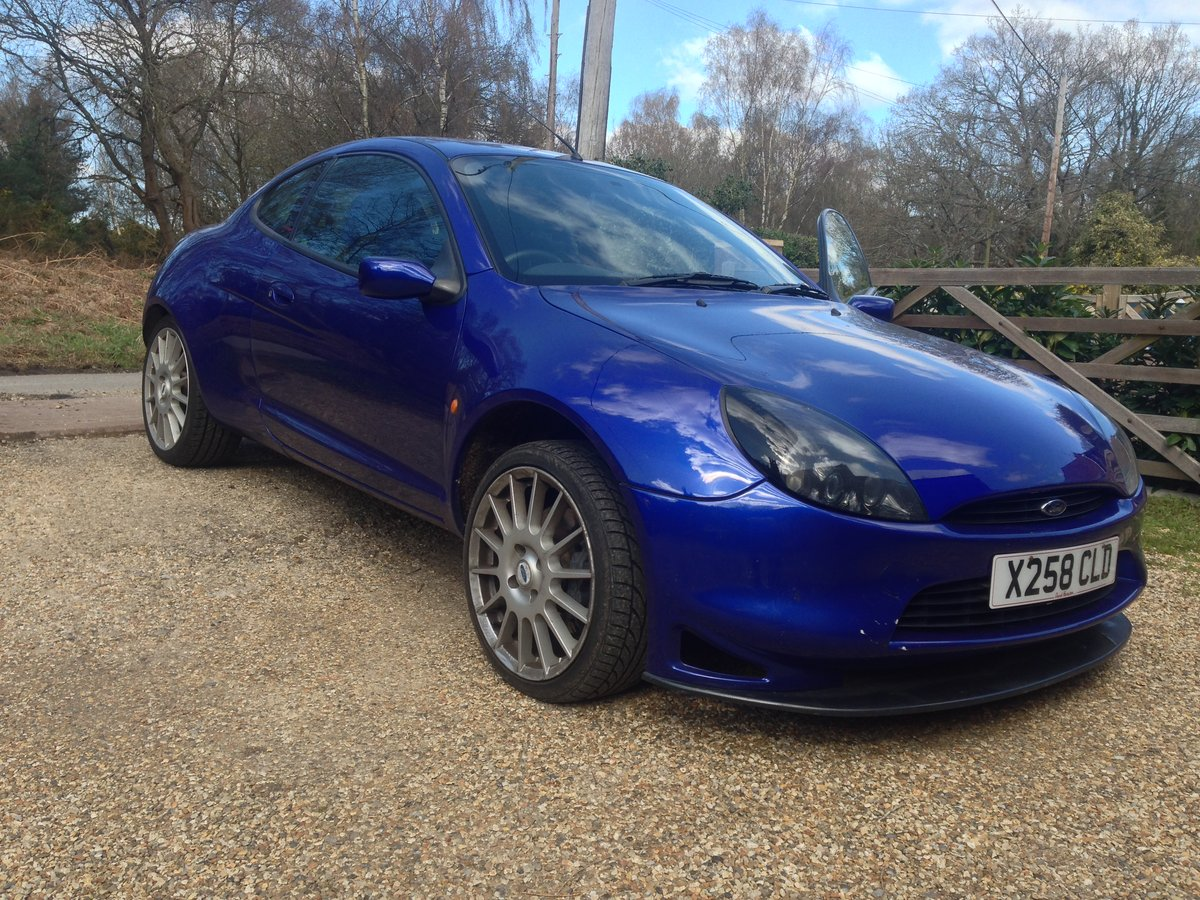 2000 Ford Racing Puma Number 426 of 500 ever made For Sale (picture 1 of 6)
