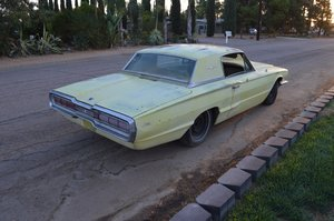 ford thunderbird 1966 import  For Sale