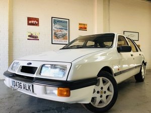 1986 FORD SIERRA XR4X4 MK1 - VERY RARE CAR, SUPER VALUE For Sale
