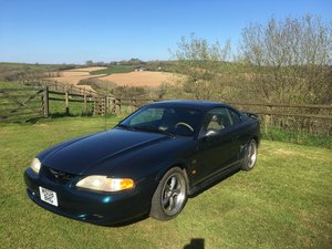 1994 Mustang GT 5.0 V8 Auto Coupe For Sale