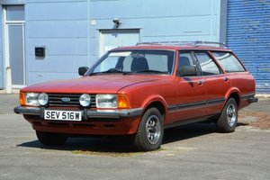 1980 Ford Cortina MkV 2.0 GLS Estate For Sale by Auction