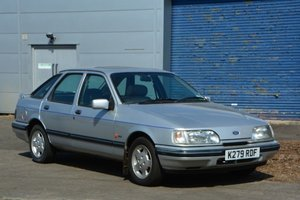 1992 Ford Sierra Azura 1.6 Hatchback For Sale by Auction