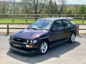 1996 Ford Escort RS Cosworth - 9,810 Miles & One Owner