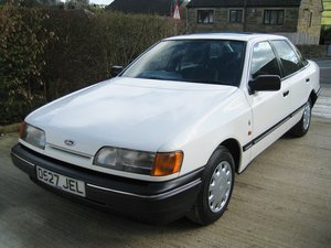 1987 FORD GRANADA 2.4i GHIA AUTOMATIC For Sale